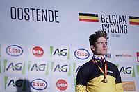 Wout van Aert (BEL/VerandasWillems-Crelan) wins his 2nd consecutive elite Belgian National title.<br /> <br /> Belgian National CX Championships 2017