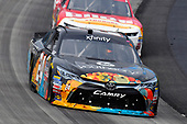 NASCAR XFINITY Series<br /> Use Your Melon Drive Sober 200<br /> Dover International Speedway, Dover, DE USA<br /> Saturday 30 September 2017<br /> Corey LaJoie, youtheory Toyota Camry<br /> World Copyright: Nigel Kinrade<br /> LAT Images