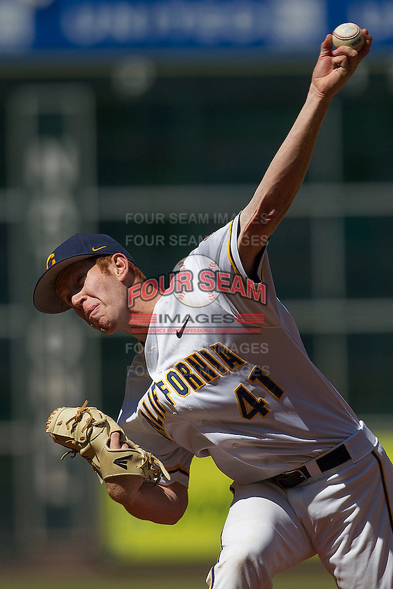 California Golden Bears PPP NNN ### AAA North Carolina Tar Heels in the NCAA baseball game on March 2nd, 2013 at Minute Maid Park in Houston, Texas. North Carolina defeated Cal 11-5. (Andrew Woolley/Four Seam Images).