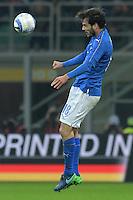Marco Parolo Italia.<br /> Milano 15-11-2016 Stadio San Siro <br /> Friendly match Italy - Germany / Italia - Germania.<br /> Foto Antonietta Baldassarre/ Insidefoto