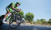 Peter Sagan (SVK)<br /> <br /> Tour de France 2013<br /> stage 11: iTT Avranches - Mont Saint-Michel <br /> 33km