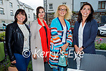 Enjoying the evening in the Ashe Hotel on Saturday, l to r: Anita Buckley, Kim Walsh, Helen Costello and Clare Fitzmaurice