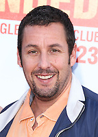 HOLLYWOOD, LOS ANGELES, CA, USA - MAY 21: Adam Sandler at the Los Angeles Premiere Of Warner Bros. Pictures' 'Blended' held at the TCL Chinese Theatre on May 21, 2014 in Hollywood, Los Angeles, California, United States. (Photo by Xavier Collin/Celebrity Monitor)