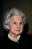 file Photo, circa 1988 - Jeanne sauve