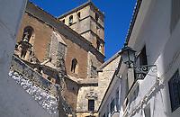 Spanien, Andalusien, Iglesia Major in Alhama de Granada