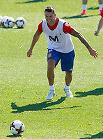 Spain's Vitolo during training session. June 5,2017.(ALTERPHOTOS/Acero)