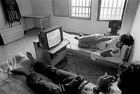- jail for minors Beccaria....- carcere minorile Beccaria