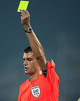 FIFA Referee.. Spain defeated the U.S. Under-17 Men National Team  2-1 at Sani Abacha Stadium in Kano, Nigeria on October 26, 2009.