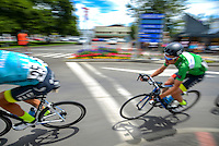 Australia's Matt Cuming. UCI Oceania Tour - NZ Cycle Classic stage two - Masterton to Martinborough circuit in Wairarapa, New Zealand on Thursday, 21 January 2016. Photo: Dave Lintott / lintottphoto.co.nz