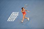 Agnieszka RADWANSKA (POL) wins at Australian Open in Melbourne Australia on 20th January 2013