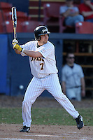 March 14, 2010:  Outfielder Bryan Russo of UMBC in a game vs. Bucknell at Chain of Lakes Stadium in Winter Haven, FL.  Photo By Mike Janes/Four Seam Images
