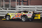 Sep 26, 2013; 7:20:38 PM; Knoxville, IA., USA; 10th Annual Lucas Oil Late Model Knoxville Nationals presented by Caseys General Stores at the Knoxville Raceway.  Mandatory Credit: (thesportswire.net)