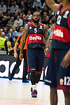 Bayern Munich´s player Rivers during the 4th match of the Turkish Airlines Euroleague at Barclaycard Center in Madrid, Spain, November 05, 2015. <br /> (ALTERPHOTOS/BorjaB.Hojas)