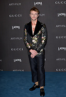 LOS ANGELES, USA. November 03, 2019: Finneas O'Connell at the LACMA 2019 Art+Film Gala at the LA County Museum of Art.<br /> Picture: Paul Smith/Featureflash