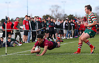 Kings College 1st XV v Westlake, Blues Final, Kings College, Auckland, Saturday 31 August 2019. Photo: Simon Watts/www.bwmedia.co.nz