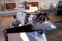 - Belgian army, unmanned reconnaissance aircraft operated by remote control UAV B-Hunter with Motoguzzi engines....- esercito belga, velivolo da ricognizione senza pilota telecomandato UAV B-Hunter con motori Motoguzzi