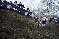 Katie Compton (USA)<br /> <br /> GP Sven Nys 2014