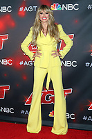 LOS ANGELES - SEP 7:  Heidi Klum at the America's Got Talent Live Show Red Carpet at the Dolby Theater on September 7, 2021 in Los Angeles, CA