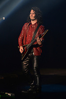 """FORT LAUDERDALE FL - SEPTEMBER 24: Alex Hart of the Geoff Tate band performs during """"Rage For Order"""" and """"Empire"""" in their entirety at The Broward Center for the Performing Arts on September 24, 2021 in Fort Lauderdale, Florida. Credit: mpi04/MediaPunch"""