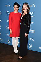 """Alia Shawkat and Holiday Grainger<br /> arriving for the """"Animal"""" European premiere at Picturehouse Central, London<br /> <br /> ©Ash Knotek  D3504  31/05/2019"""