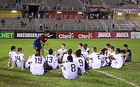 US Team, Wilmer Cabrera. The United States defeated Canada, 3-0, during the final game of the CONCACAF Men's Under 17 Championship at Catherine Hall Stadium in Montego Bay, Jamaica.