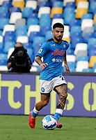 11th September 2021; Maradona Stadium, Naples, Italy; Serie A football, SSC Napoli versus Juventus  FC: Lorenzo Insigne of Napoli