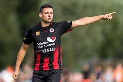 Luigi Bruins of Excelsior during the Friendly match between Go Ahead Eagles and Excelsior Rotterdam at sportcomplex SV Terwolde on July 20, 2018 in Terwolde, The Netherlands