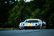 August 4-6, 2011. American Le Mans Series, Mid Ohio. 04 Robertson Racing, Ford GT-R Mk.VII, David Murry, Anthony Lazzaro