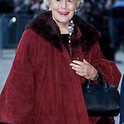 NLD/Amsterdam/20180203 - 80ste Verjaardag Pr. Beatrix, Martine van Loon-Labouchere