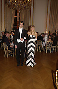Theodora Warre and George NorthcottThe 2005 Crillon Debutante Ball. Crillon Hotel, Paris. 26  November 2005. ONE TIME USE ONLY - DO NOT ARCHIVE  © Copyright Photograph by Dafydd Jones 66 Stockwell Park Rd. London SW9 0DA Tel 020 7733 0108 www.dafjones.com