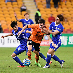 10th May 2017 - ACL Group Stage: Brisbane Roar v Ulsan Hyundai