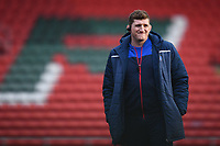 Rugby Union - 2020 / 2021 Gallagher Premiership - Leicester Tigers vs Bath - Welford Road<br /> <br /> Bath Rugby's Director of Rugby Stuart Hooper<br /> <br /> COLORSPORT/ASHLEY WESTERN