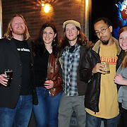 Rebirth Brass Band post-show party