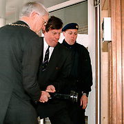 Heropening Politieburo Soest door arrestatieteam Utrecht