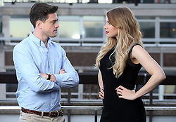 Embargoed to 0001 Sunday December 18 The Apprentice finalists, Alana Spencer and Courtney Wood, who will fight it out to win Lord Sugar's investment on Sunday, 18th December at 9pm on BBC One.