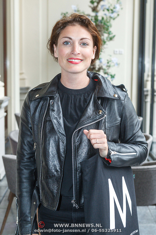 NLD/Amsterdam/20150518 - Uitreiking Storytel Luisterboek Award , Vivienne van den Assem