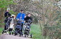 LOCHEM -  Jeugdgolf op de  Lochemse Golf Club De Graafschap. COPYRIGHT KOEN SUYK