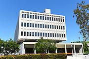 University of California Irvine Aldrich Hall