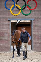 Dubbeldam Jeroen, NED, Oak Grove's Carlyle<br /> Stal De Sjiem - Weerselo 2021<br /> © Hippo Foto - Dirk Caremans<br /> 07/04/2021
