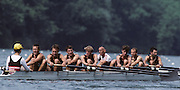 Lucerne, SWITZERLAND  GER LM8+, 1992 FISA World Cup Regatta, Lucerne. Lake Rotsee.  [Mandatory Credit: Peter Spurrier: Intersport Images] 1992 Lucerne International Regatta and World Cup, Switzerland