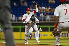 Miami Marlins vs Philadelphia Phillies 17 July 2017