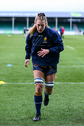 Cara Brincat of Worcester Warriors Women  - Mandatory by-line: Nick Browning/JMP - 20/12/2020 - RUGBY - Sixways Stadium - Worcester, England - Worcester Warriors Women v Harlequins Women - Allianz Premier 15s