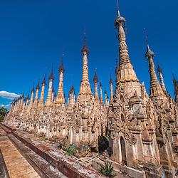 Kakku Pagoda, Taunggyi (Shan State) - Myanmar