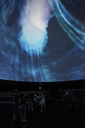 Interior of the Planetarium at the Eretz Israel Museum AKA Haaretz Museum, Tel Aviv, Israel