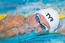 August 6, 2018 - Glasgow, UNITED KINGDOM - 180806 Charlotte Bonnet of France competes in the final of women's 200 meter freestyle swimming during the European Championships on August 6, 2018 in Glasgow..Photo: Joel Marklund / BILDBYRN / kod JM / 87769 (Credit Image: © Joel Marklund/Bildbyran via ZUMA Press)