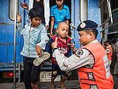 Burmese Refugees Repatriated to Myanmar