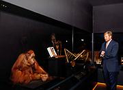 LEIDEN, 29-09-2020,  Naturalis Biodiversity Center<br /> <br /> Koning opent de tentoonstelling 'Van onschatbare waarde - 200 jaar Naturalis' tijdens het Gala van de Biodiversiteit ter gelegenheid van het 200 jarig bestaan van Naturalis Biodiversity Center in Leiden