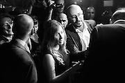 """Maria Elena Boschi, alla Festa dell'Unità di Roma. Roma 30 Luglio 2015. Christian Mantuano/ OneShot <br /> <br /> Maria Elena Boschi, during the """"Festa dell'Unità"""". Rome, July 30, 2015. Christian Mantuano/ OneShot"""