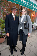 ROBIN SMITH-RYLAND; SARAH FITZPATRICK, The Pimlico Road Summer party. London SW1. 9 June 2009