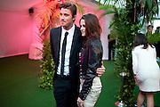 Kristen Stewart, Glamour Women of the Year Awards 2011. Berkeley Sq. London. 9 June 2011.<br /> <br />  , -DO NOT ARCHIVE-© Copyright Photograph by Dafydd Jones. 248 Clapham Rd. London SW9 0PZ. Tel 0207 820 0771. www.dafjones.com.